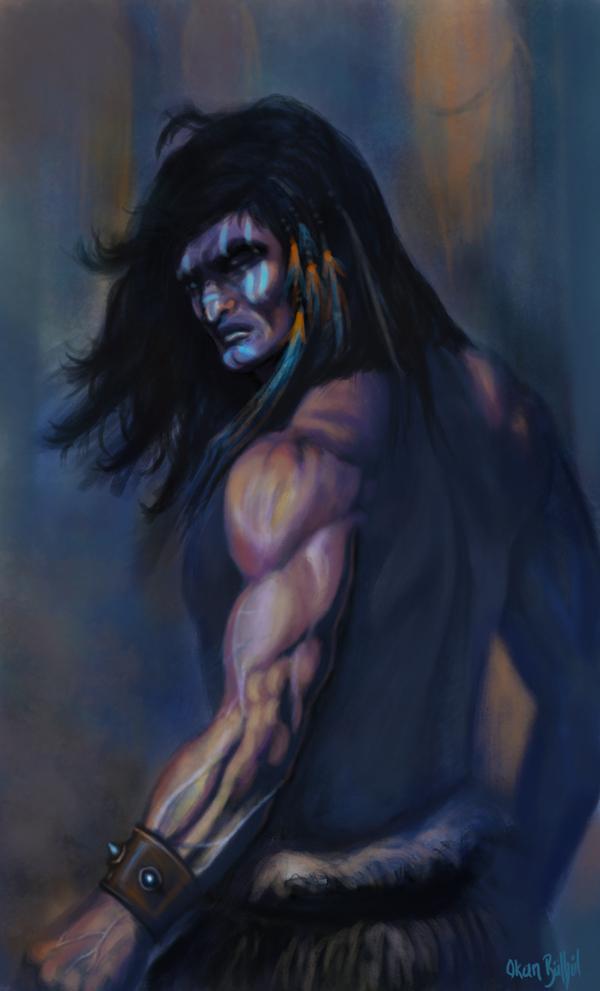 Barbarian by ArtofOkan