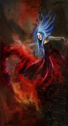 Red by ArtofOkan