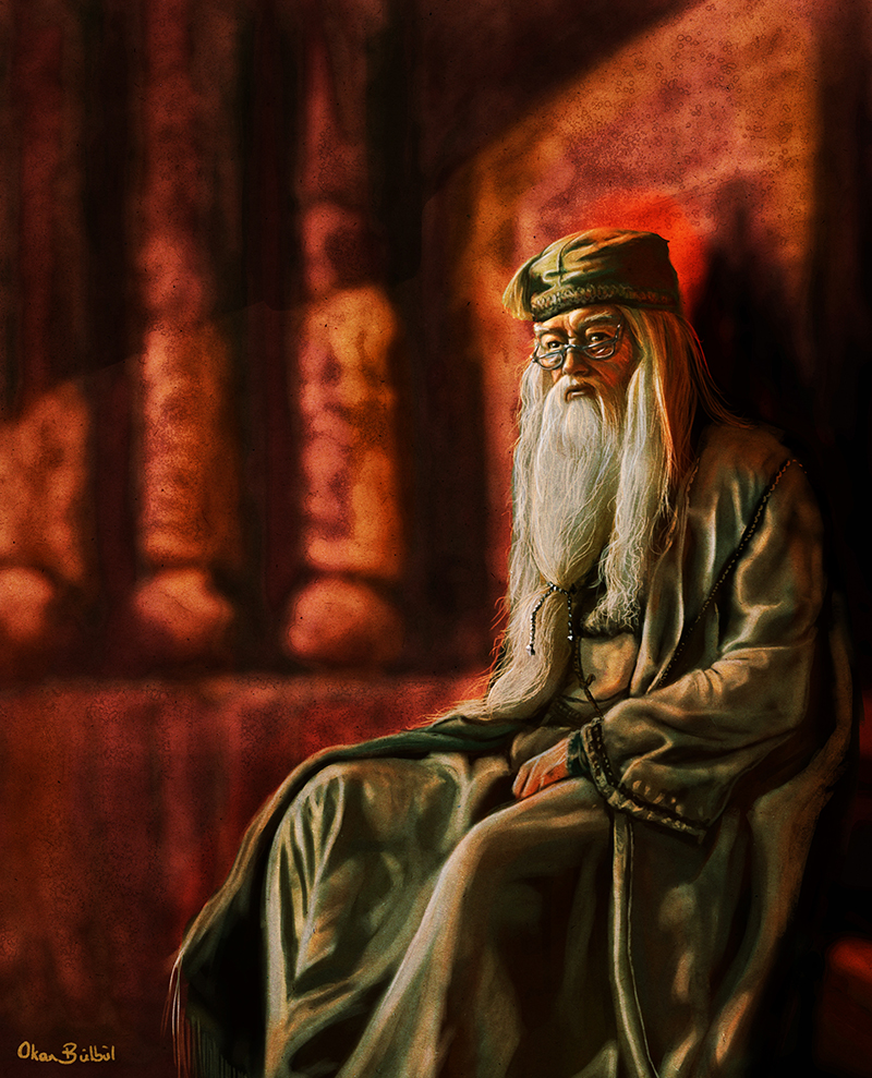 Dumbledore by ArtofOkan