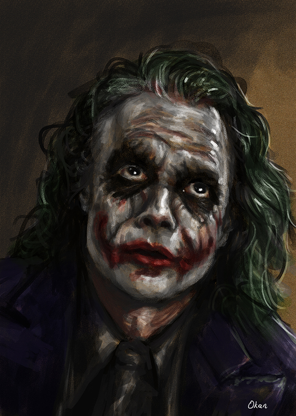 Joker by ArtofOkan