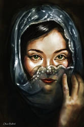 Veiled by ArtofOkan