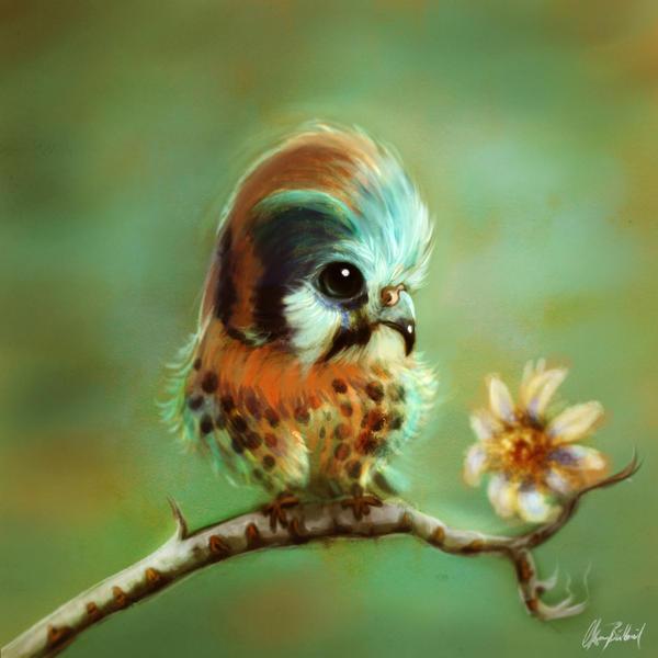 Little Bird by ArtofOkan