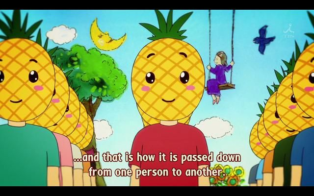 Crazy Pineapple by 1pineapplejuice1