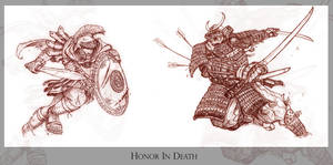 Honor in Death by MarcWasHere