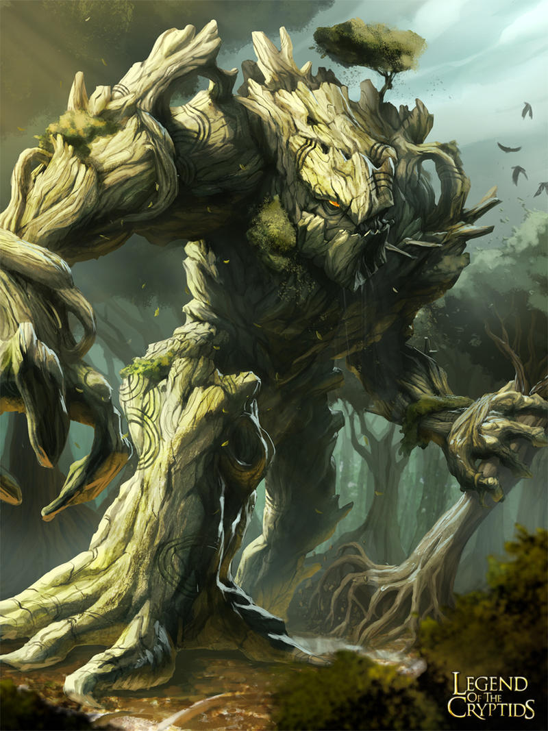 Legend of the Cryptids - Woodland Behemoth 1.0