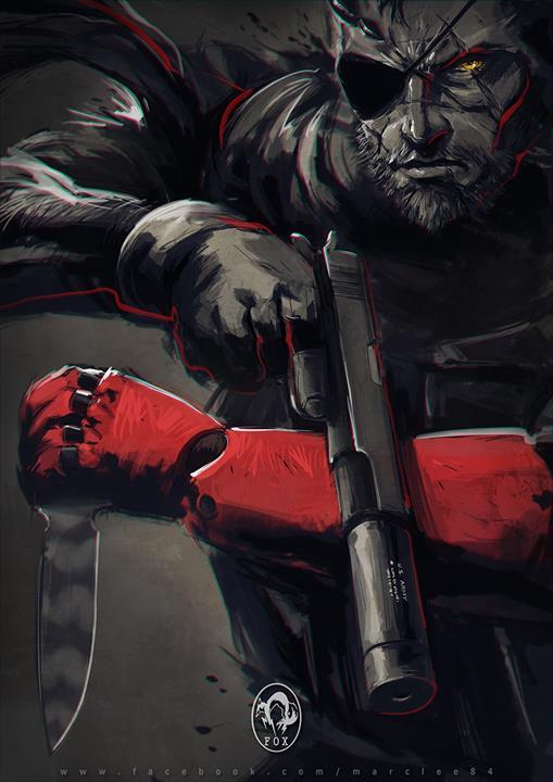 Big Boss by MarcWasHere