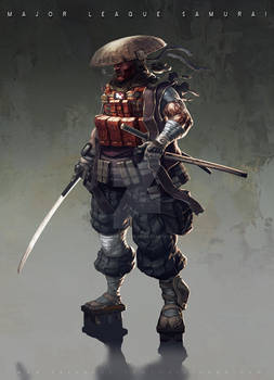 Major League Samurai