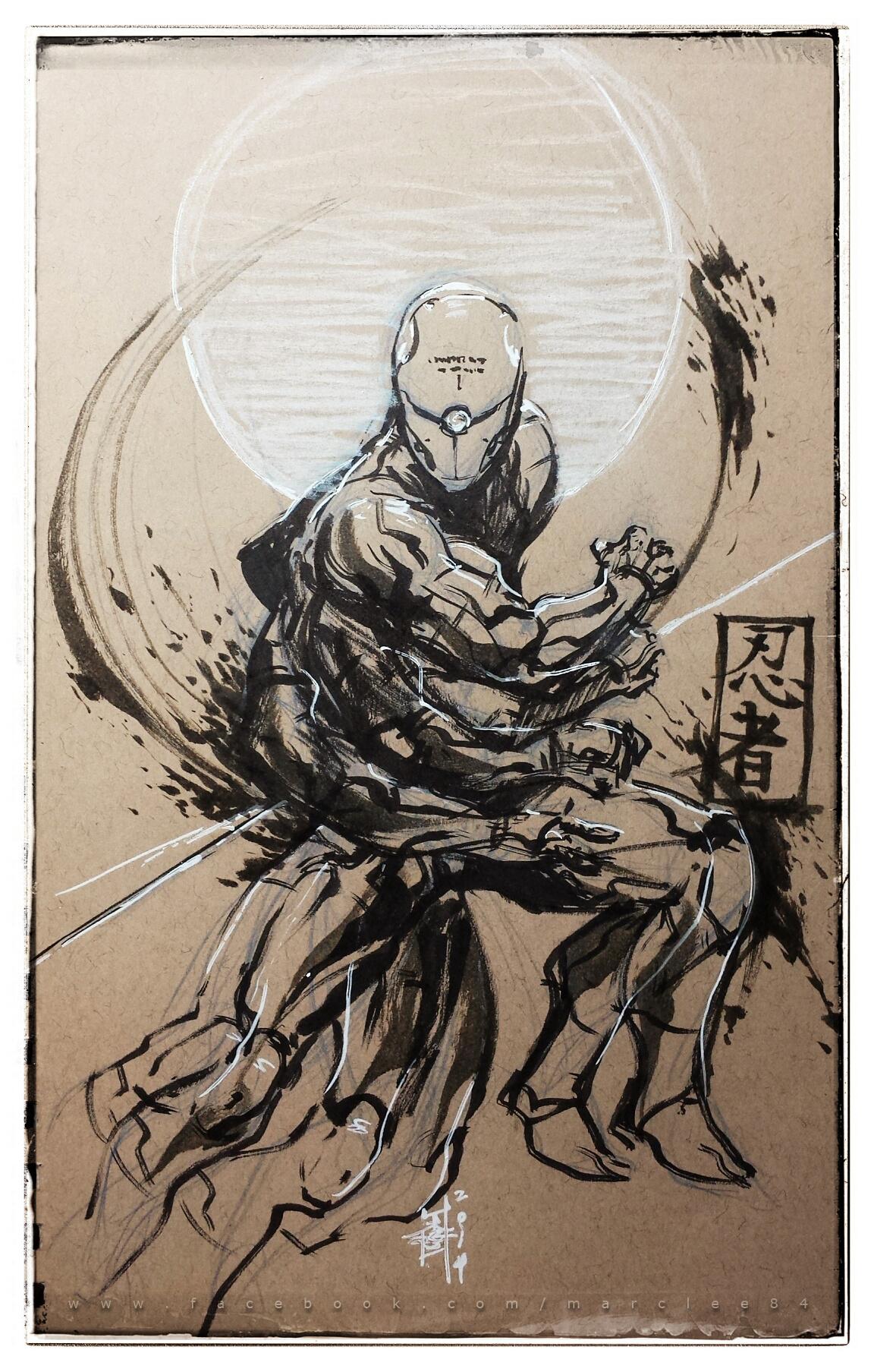 Ninja 2014 by MarcWasHere