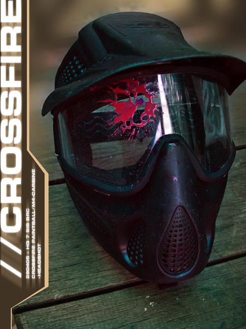 Crossfire Paintball by MarcWasHere