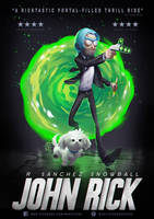 John Rick by MarcWasHere