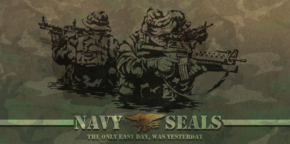 NAVY SEALS II by MarcWasHere