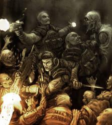 Grrr...Zombiesz by MarcWasHere