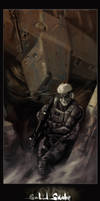 MGS 4 - Solid Snake