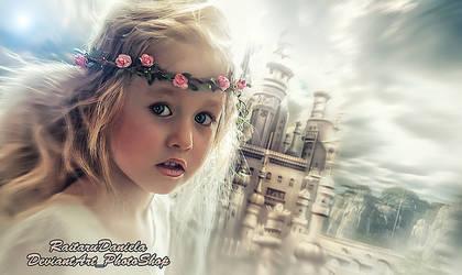 Girl   By Raitaru Daniela by danieladinu