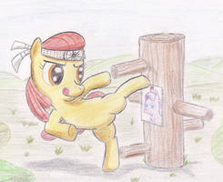 karate filly by OsakaOji