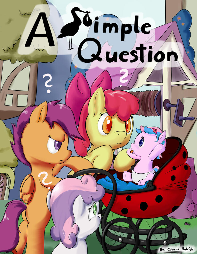 a simple question cover art by OsakaOji