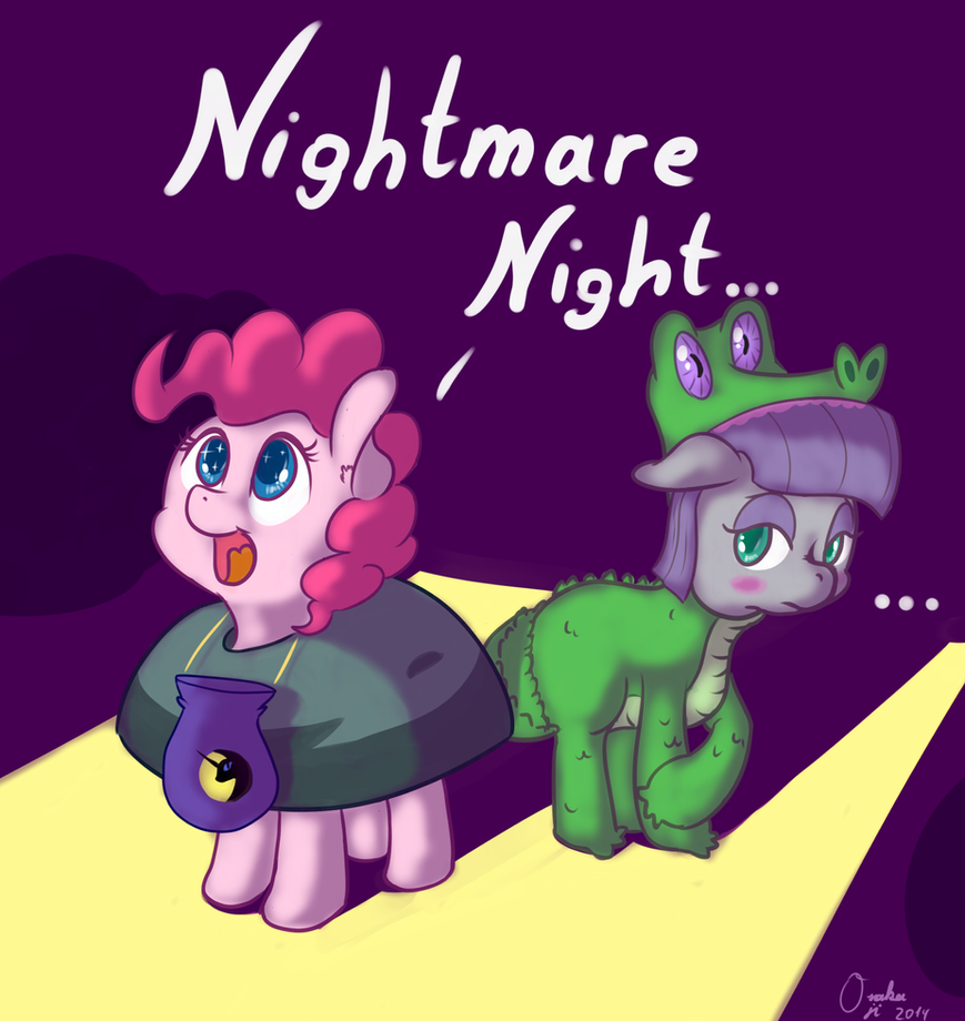 nightmare pies by OsakaOji