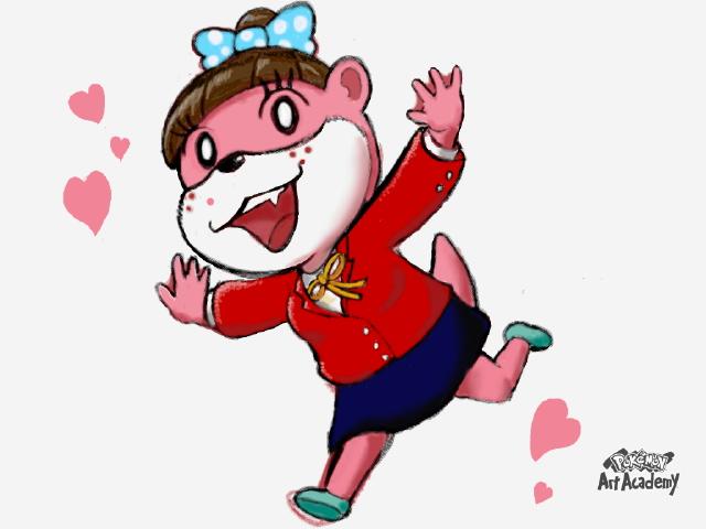 Lottie by OsakaOji