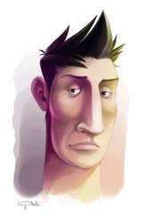 face_study by pierdrago