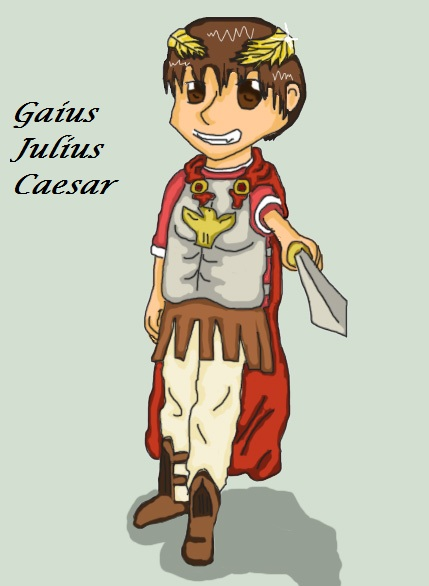 the impact julius gaius caesar had on history of man During his reign as dictator from 49-44 bc, julius caesar had a number of  notable impacts on the city of rome one of the initial crises with which caesar  had to.