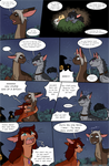 Shadow of Bardel, Pg. 3 - A worried heart by Crow-Faced