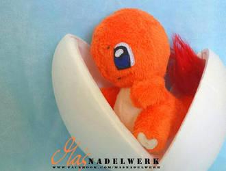 Baby Charizard by maren-B