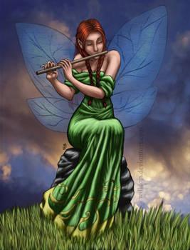 Flutist Fairy