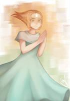 Pearl - Steven Universe by Christus-Imperat