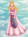 Commission: Zelda Princess