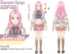Adoptable - KPOP Style - Open by An-Juu