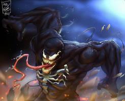 Venom by ifesinachi