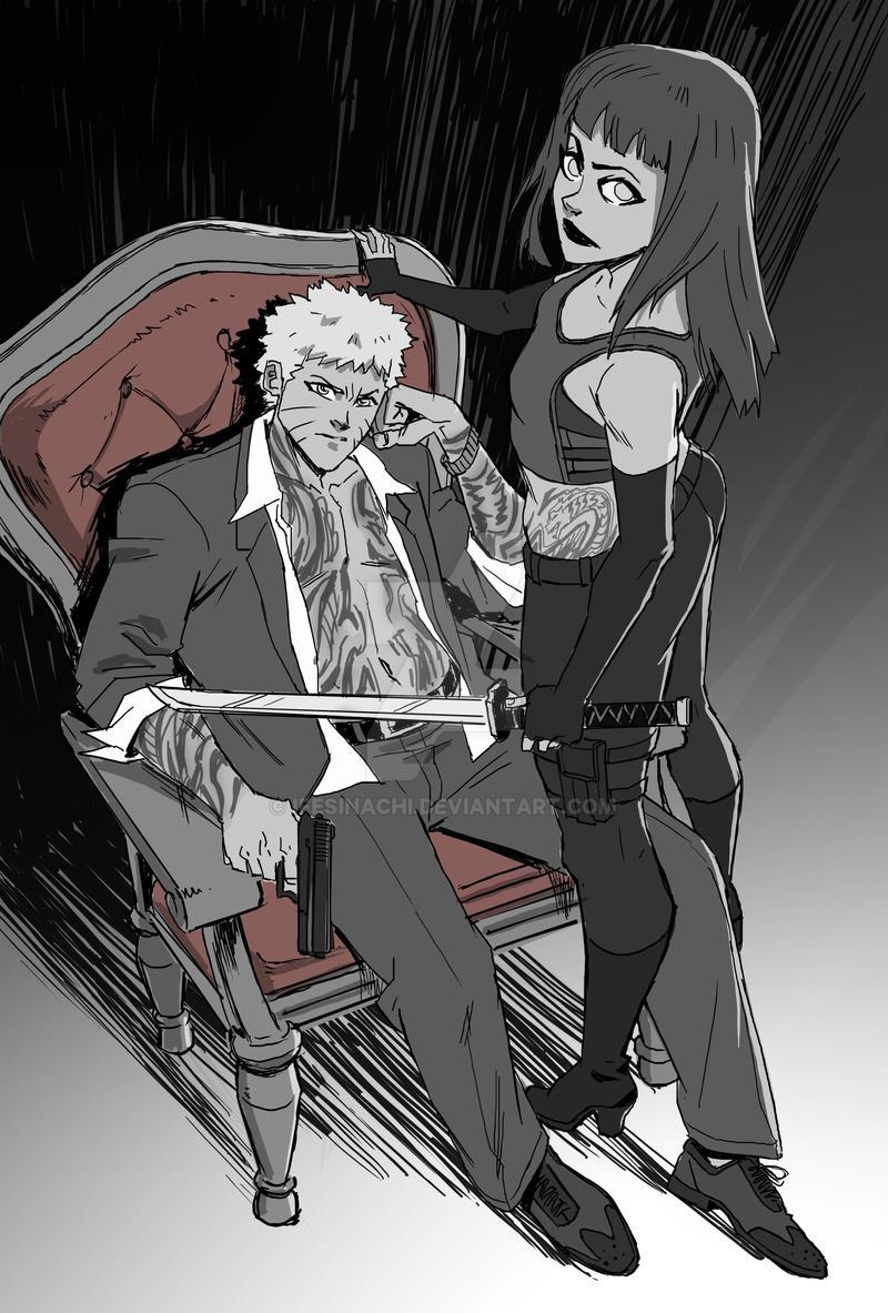 Anime Yakuza