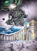 Oceanus by Ferrucho