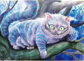 Cheshire by Ferrucho