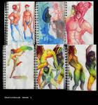 Sketchbook week 1