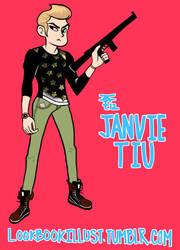 Lookbook Illust: JANVIE