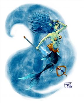 Mermaid OC