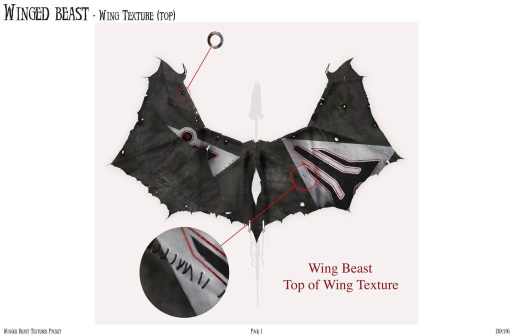 Winged Beast | 9 Wiki | Fandom powered by Wikia