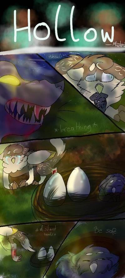 ~Hollow~ Comic by Tastesache