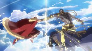 King of Conquerors vs. Persian King of Kings