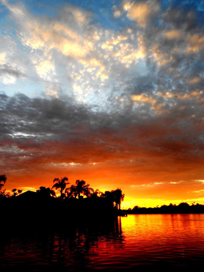 Sunset by missjamiemarie