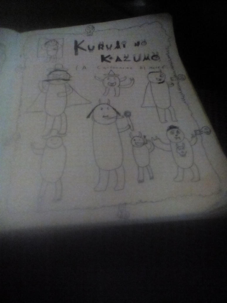 Kurumi No Kazumo by mariajogato1996