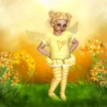 Li'l Sunshine Fae by RavenMoonDesigns