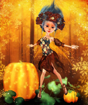 Faerie of Autumntide