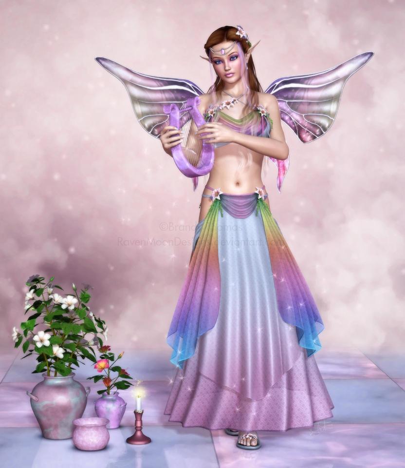 Sweet Sarenity by RavenMoonDesigns