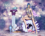Atlantean Allure by RavenMoonDesigns