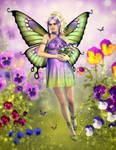 Sparkles of Life Renewed by RavenMoonDesigns