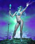 Goddess of Sea and Storm