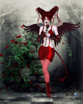 Devilishly Luscious by RavenMoonDesigns