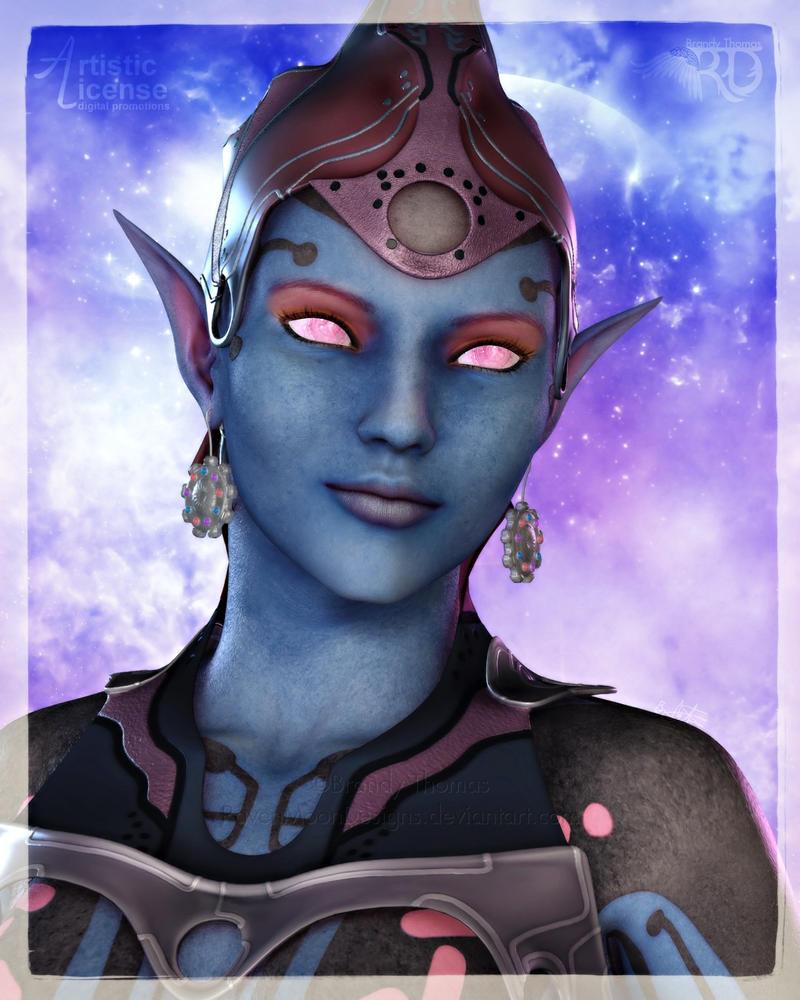 Blue skinned elves hentai galleries